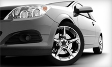 $50 for a Big Kahuna Carwash, Express Hand Wax and Carpet Shampoo at Blue Wave Car Wash