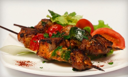 $12 for $20 at Saray Restaurant