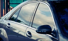 $160 for Standard Tinting for Rear Five Windows  at Elite Image