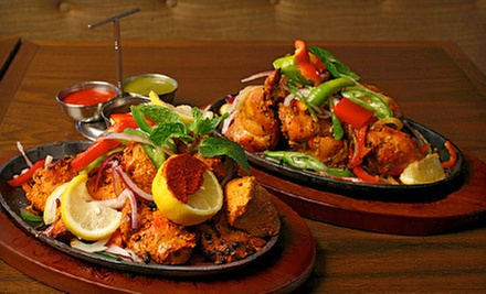 $12 for $20 at Canteen Indian Bistro