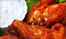 $8 for 15 Wings & Dessert (up to $16 value) at The Spot Sports Bar & Grill
