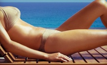 $19 for a Custom Airbrush Tan at Island Tan Salon