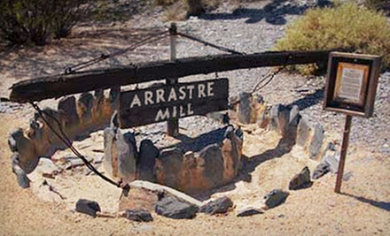 $5 for Admittance for Two Adults at Cave Creek Museum