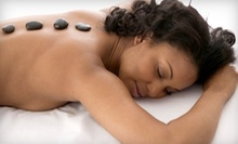 $55 for a One-Hour Hot Stone Massage with Aromatherapy Oil at Awe Spa