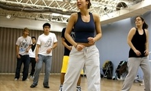 $10 for Hour Long Dance Class at DC Dance Collectiv