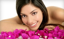 $79 for a 60 Minute Instant Lift Facial  at Ocean Pearl Spa at the Sheraton