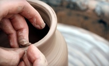 $14 for a Mini Taste of Pottery on the Wheel at Desert Dragon Pottery