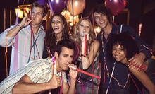 $59 for Party Bus with VIP Access to 3 Nightclubs  at Maxim Travel
