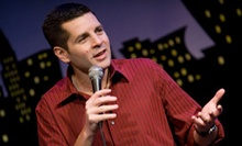 $18 for 2 Tickets to the Best Comedy Show in the World (8:30 PM) at The World Stand Up Comedy Club