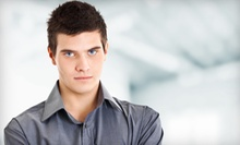 $19 for a Men's Full-Service Haircut  at Hair iQ