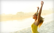 $12 for a Beginners Hatha Yoga Class at 6:30 p.m. at The Ayurvedic Path
