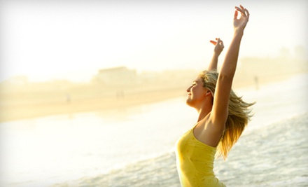 $12 for a Meditation & Yoga II at 7 p.m.  at The Ayurvedic Path