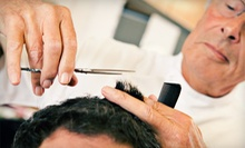 $10 for a Men's Haircut at Ray's Barbershop