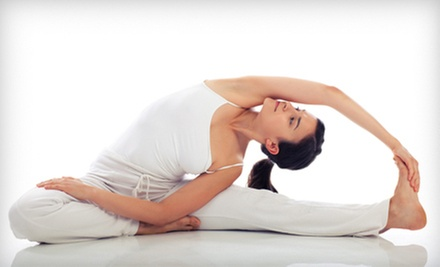 $8 for a 90-Minute Drop-In Prenatal Yoga Class at 11:00 a.m. at Yogana Studio