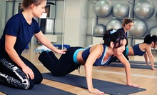 $20 for a 30-Minute Personal Training Session at Powerhouse Gym Brighton