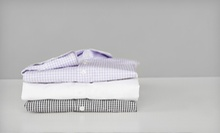 $2 for $5 Worth of Same-Day Dry Cleaning at Bay Cleaners