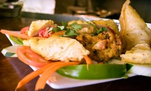 $5 for $10 at Rang Indian Bistro