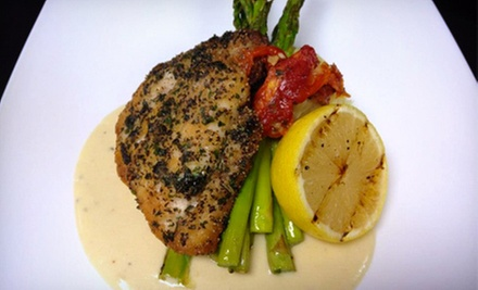 $20 for $40 at Sonoma&#x27;z Wine Bar and Grill
