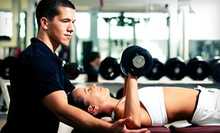 $40 for 60-Minute Personal Training Session with Joel Rabb at Progressive Resistance Personal Training