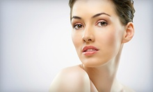 $80 for Microdermabrasion Hydrating Facial & Upper Lip/Eye Brow Wax at Bouvardia Spa