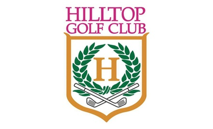 $20 for One Round of Golf at Hilltop Golf Club