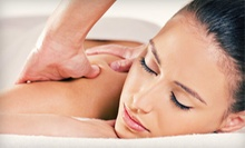 $45 for a 60-Minute Massage with 30-Minute Herbal Foot Treatment  at Amy's Skin Care Houston