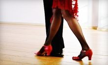 $7 for 6 p.m. Beginner 2 Salsa Class  at Gemini Salsa
