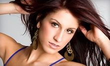 $20 for Shampoo, Deep Condition &amp; Blow Dry at T'nT Hair &amp; Spa