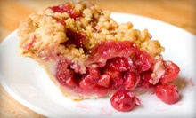 $6 for $12 Worth of Dinner Fare at Grand Traverse Pie Company Detroit