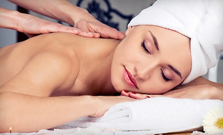 $42 for One-Hour Massage at Lotus Holistic Spa, Salon & Fitness Club