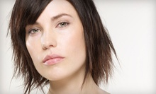 $126 for Partial Hilights, Hair Cut & Keratin Glaze at Beauty Queen Salon