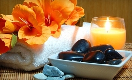$45 for a Coconut Spa Mani-Pedi and 10-Min Hot Stone Foot Massage at Rejuve Nail & Skin Day Spa