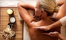$40 for a Full-Body Massage  at Soothing Scentsation