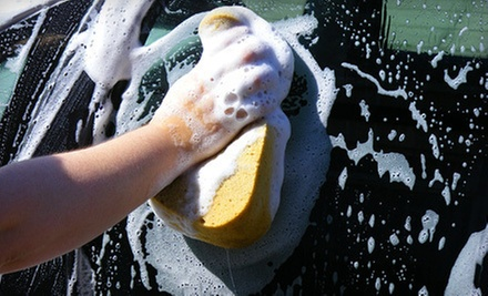 $44 for a Hand Wash and Wax  at River North Hand Car Wash & Detailing
