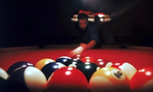 $12 for $20 Worth of Drinks and Pool at Q and Brew