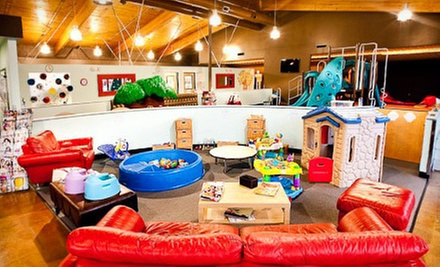 $10 for Stay and Play Including Child&#x27;s Dinner from 3:30 - 6:30 p.m at Play Boutique