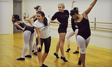 $10 for 11:30am Yoga Class at June Lawrence School of Dance