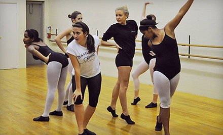 $10 for 5:30pm Zumba Class at June Lawrence School of Dance