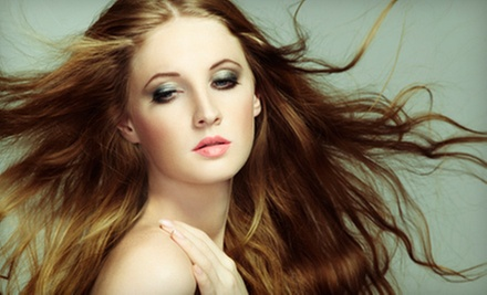 $35 for Cut and Style with Deep Conditioning Treatment at Contour Day Spa
