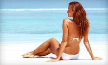 $12 for a Full Body Airbrush Spray Tan  at Sun Touch Tanning