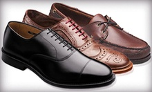$25 for $50 at Sherman Brothers Shoes