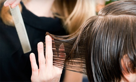 $42 for a Cut, Color &amp; Schwarzkopf Repair Treatment at Monolo Hair Studio