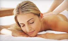 $63 for a 90 Minute Therapeutic Deep Tissue Massage at Bob Shop Salon