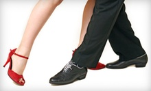 $5 for a Beginner's Ballroom Dance Class at 7 p.m. at Champion's Dance Studio