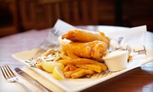 $7 for $10 at Napper Tandy's Irish Pub
