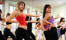 $4 for 8pm Aerobic Line Dance Class at Infuzion