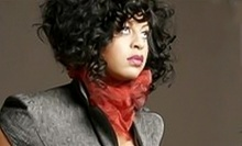 $44 for Silk Press & Trim at Inhairitance Hair Studio
