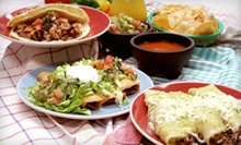 $7 for $10 at Alambres Fresh Mexican Grill