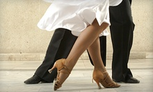 $10 for a Beginner or Intermediate Swing Dance Class at Dance Boulevard