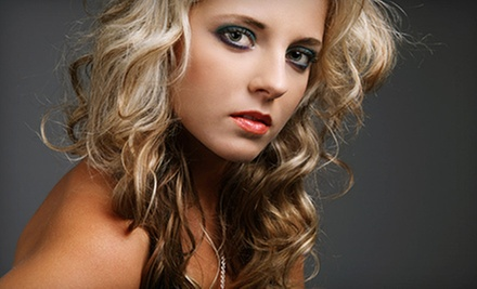 $25 for a Haircut, Shampoo, and Style at Dolphin Hair Design
